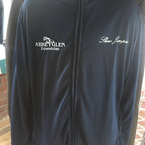 """Abbeyglen logo - EQUITHÈME """"Show Jumping"""" technical top"""