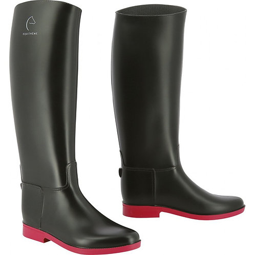 EQUITHÈME Synthetic boots