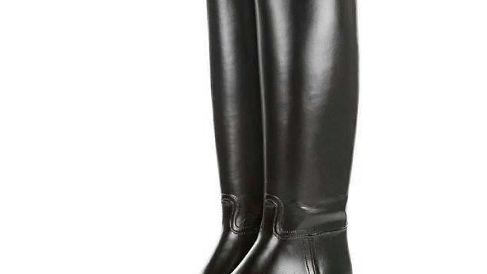Childs Riding boots with elasticated insert