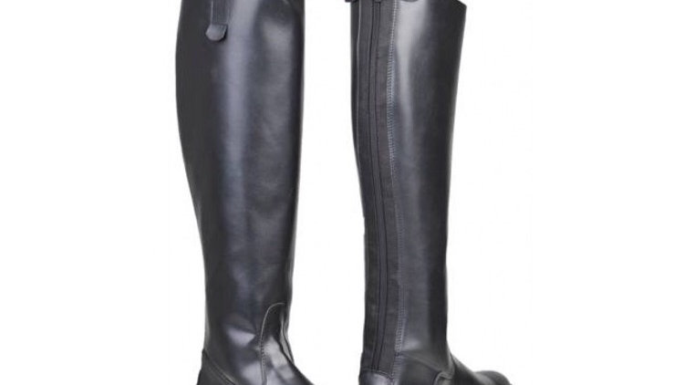 HKM Zipped Riding Boots