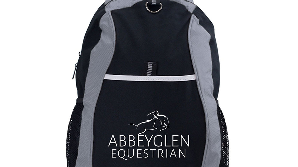 BackPack with free notebook