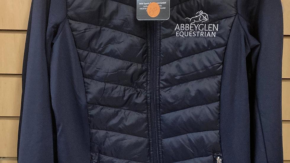 Abbeyglen Jersey/nylon jacket -Prag- Style