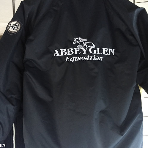 Abbeyglen logo - Horseware club jacket