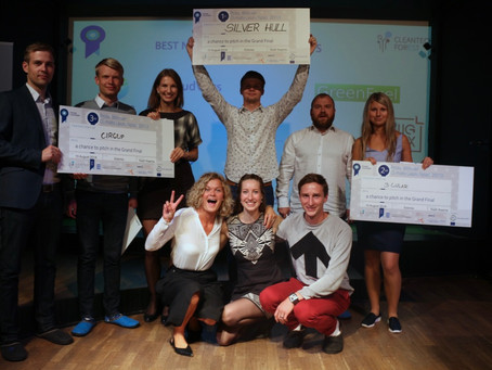 Open call! Be among the greatest green startup success stories in Estonia