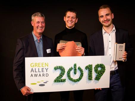 Eesti idufirma Gelatex võitis rahvusvahelise ringmajanduse võistluse Green Alley Award