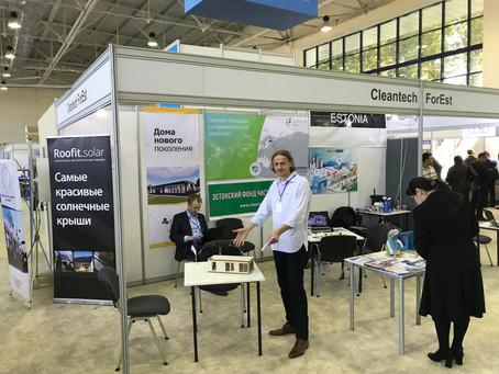 Eesti Ettevõtted Loovad Kesk-Aasiasse Roheinnovatsiooni Keskuse
