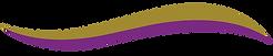 REC gold purple swish graphic_gold purpl