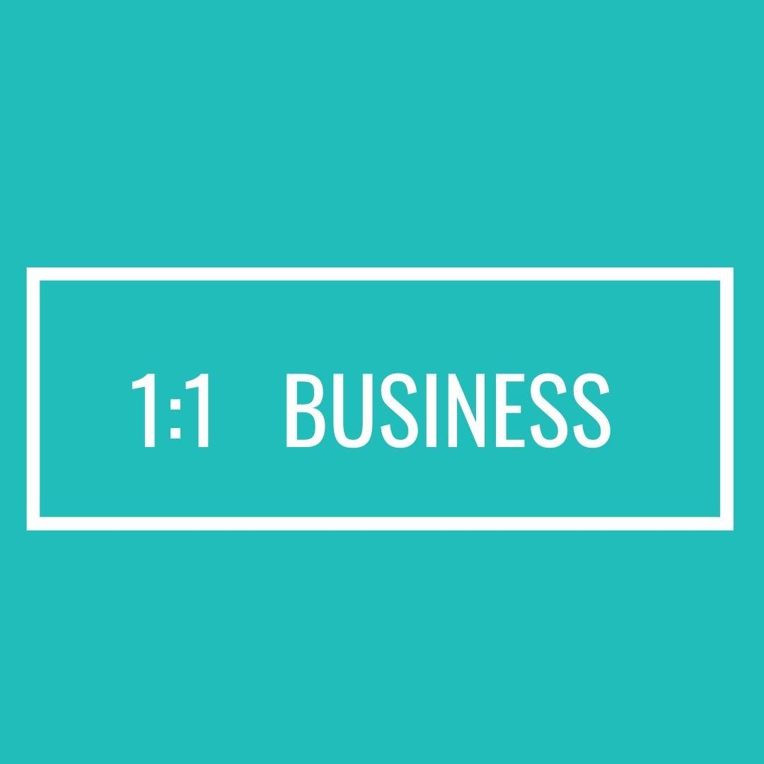 6-Week Business Intensive Program 1:1