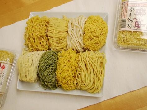 A Month to Celebrate Flour & Noodles