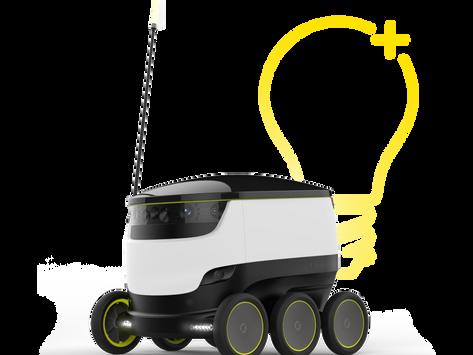 Postmates Robot