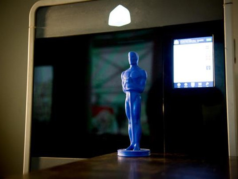 3D Printing the Oscars