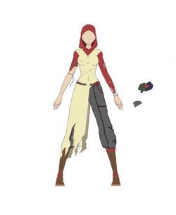 Female Wardrobe Concept