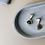 Thumbnail: Серьги-гвоздики с позолотой