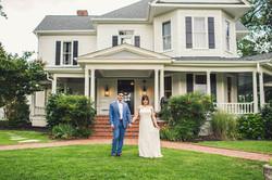 couple photos for wedding in north carolina