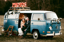 veritas photobus perfect for a unique photobooth wedding experience