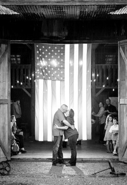 rain wedding, market lights, america wedding, military wedding, dramatic wedding photos, 20s theme w