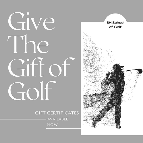 Youth Buddy Lesson Gift Certificate