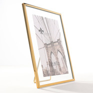 2 x 3 gold floating frame (28)