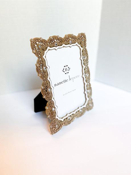 gold diamond 4x6 frame
