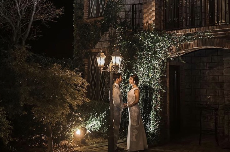 castle grand exit, get married in a castle, angier north carolina