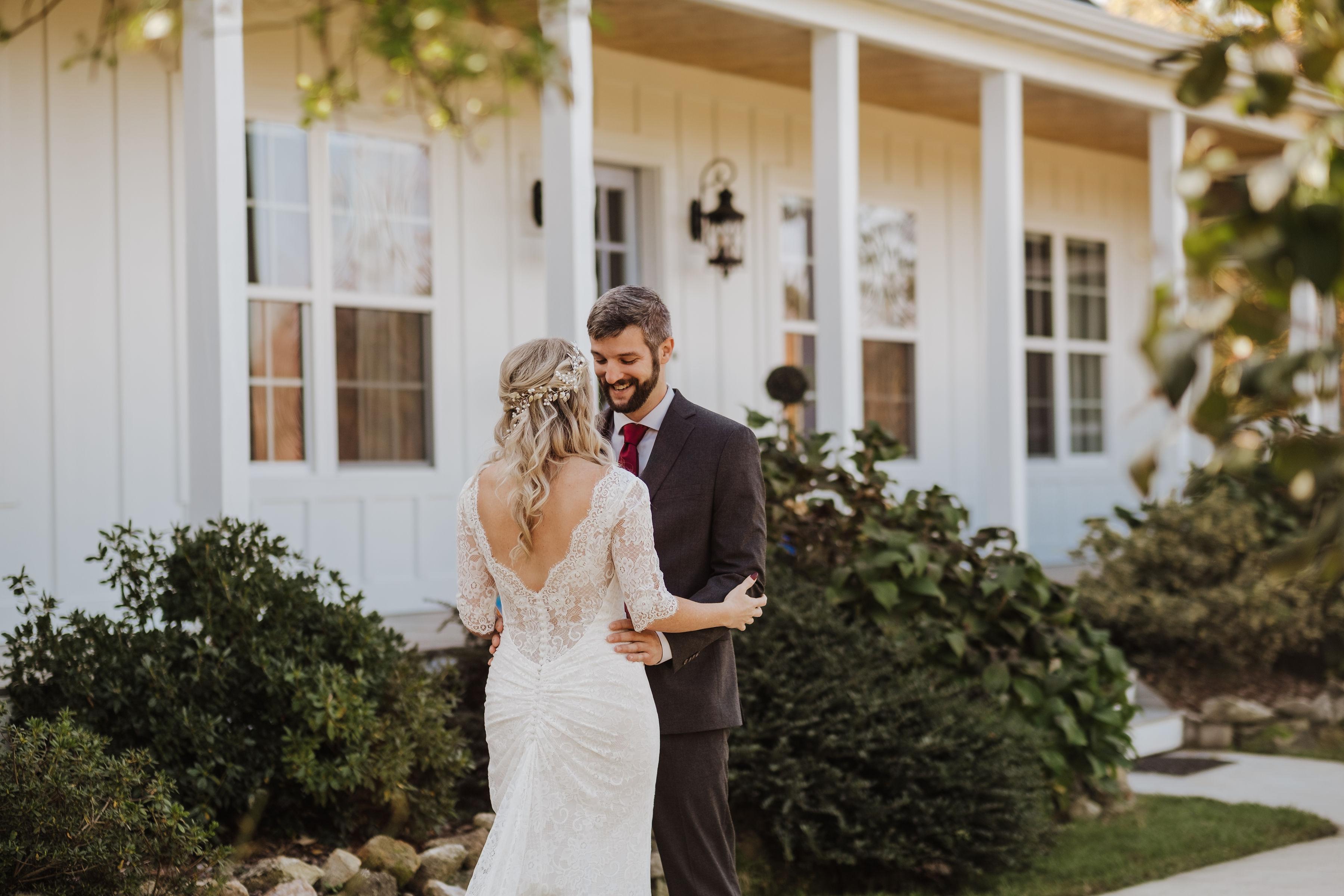 destination wedding in north carolina