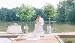 wedding venue in virginia, lake wedding venue, outdoor wedding venue, sand ceremony, fairytale weddi