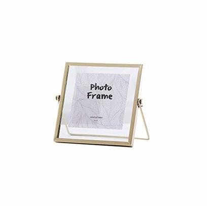 2 x 2 Gold Floating Frame (9)