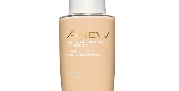Anew Age-Transforming Foundation SPF15