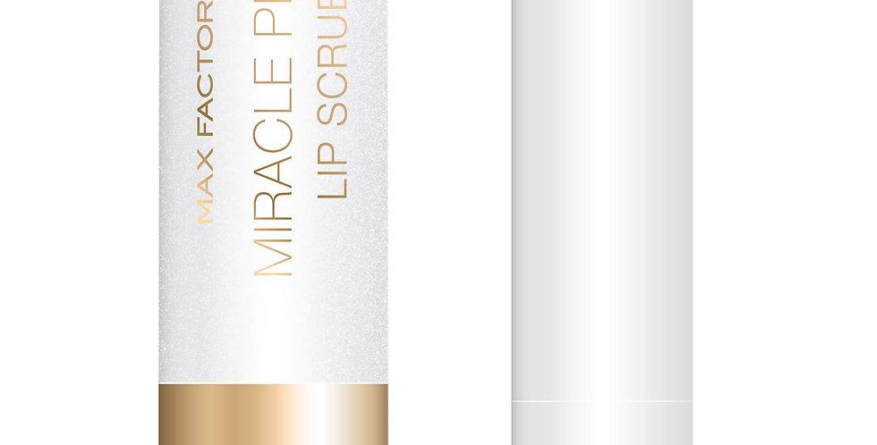 Max Factor Miracle Prep Lip Scrub