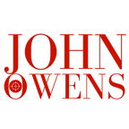 John Owens LOGO WITH RED AND WHITE TARGE