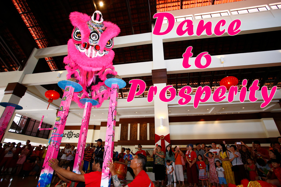 Dance to Prosperity