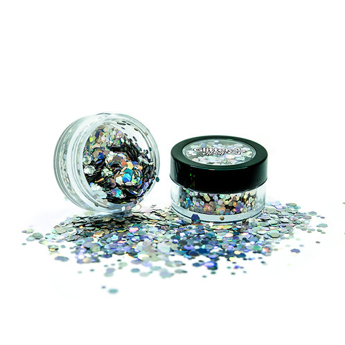 Holographic Chunky Loose Glitter