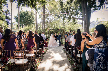 Wedding Berry Theme in Los Angeles