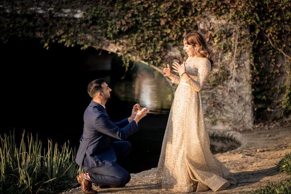 Stunning Proposal