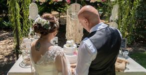 Old Schoolhouse Wedding | Oak Glen California