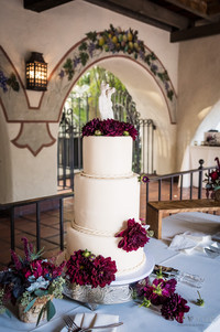 Wedding Cake LA River Center