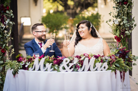 L.A. River Center and Garden Wedding