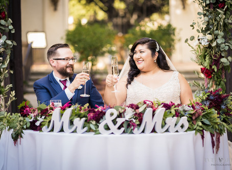 L.A. River Center and Gardens Wedding | Los Angeles California
