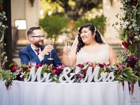 L.A. River Center and Gardens Wedding | Los Angeles California