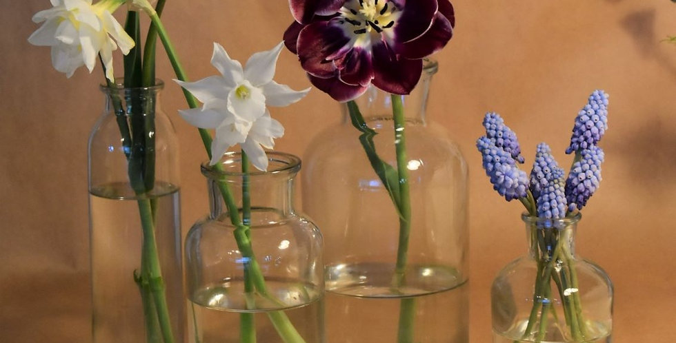 Apothecary Bottle Vase