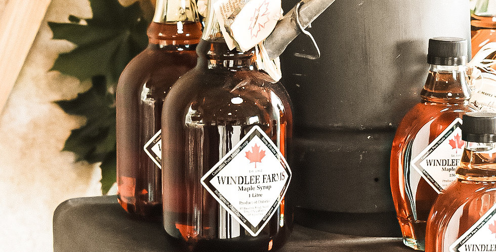 Maple Syrup - Windlee Farms