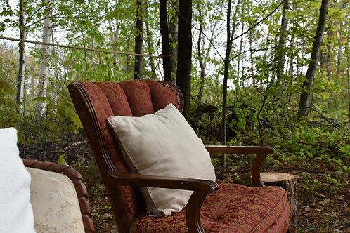 Red Empress Chair