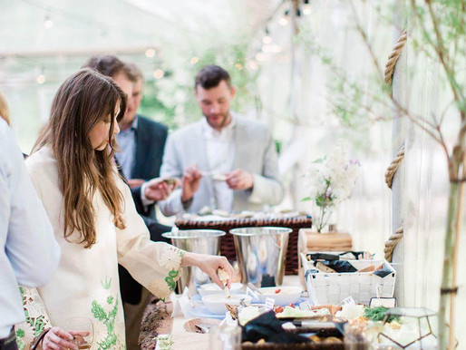 20 Wedding Food and Drink Trends We Love in 2020 - Part 1
