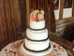 """Allotment"" Cake"