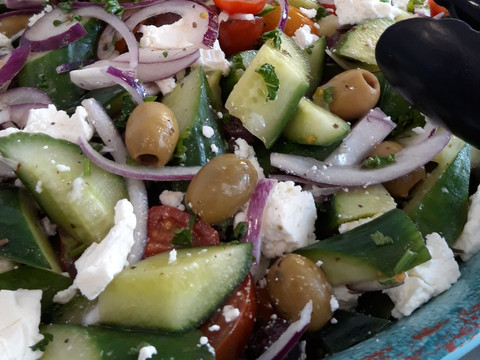 Summer Buffet - Greek Salad