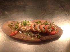 Warm Vegetable Sushi