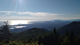 Mount Ozzard, Ucluelet BC