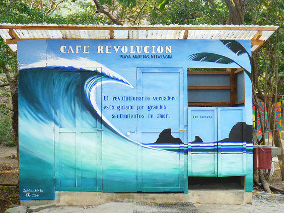 Cafe Revolution