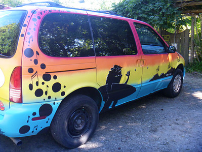 Surfshine Van
