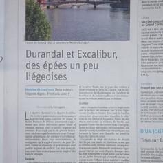 La Libre Belgique, 13 mai 2019